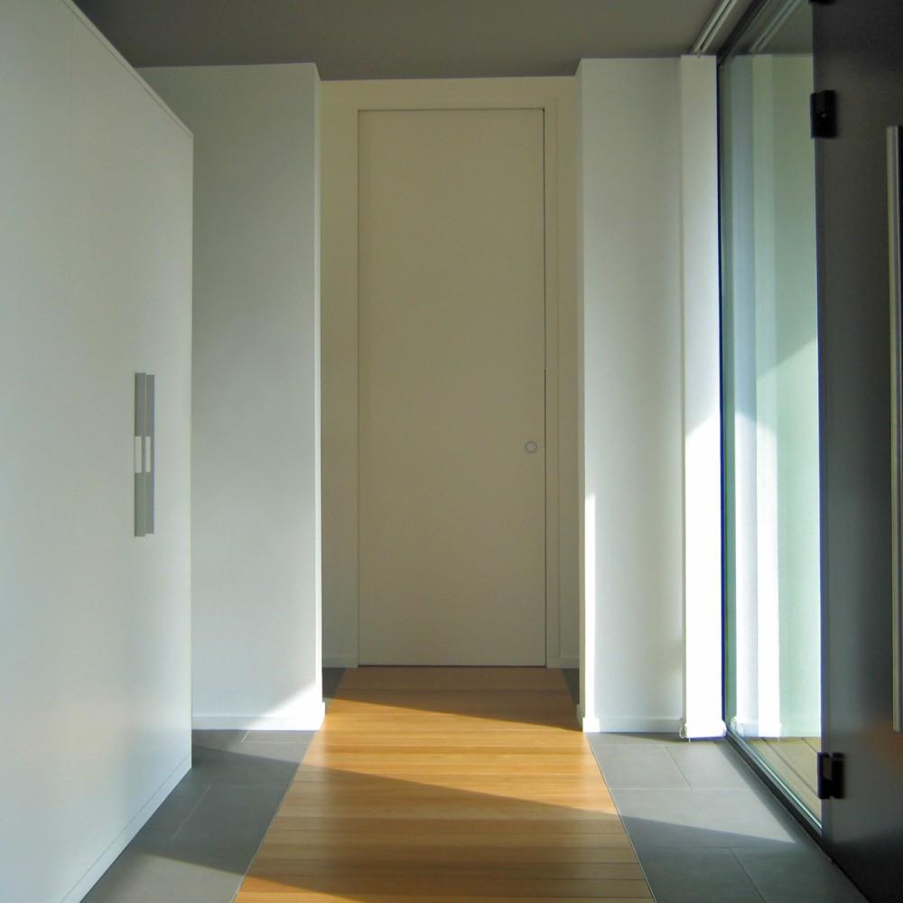Am nagement int rieur d 39 une maison contemporaine langeux for Amenagement interieur longere