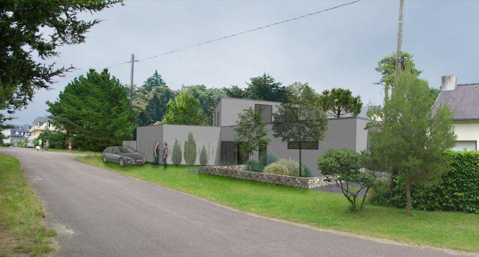 maison h agence cariou architecture int rieure saint brieuc. Black Bedroom Furniture Sets. Home Design Ideas